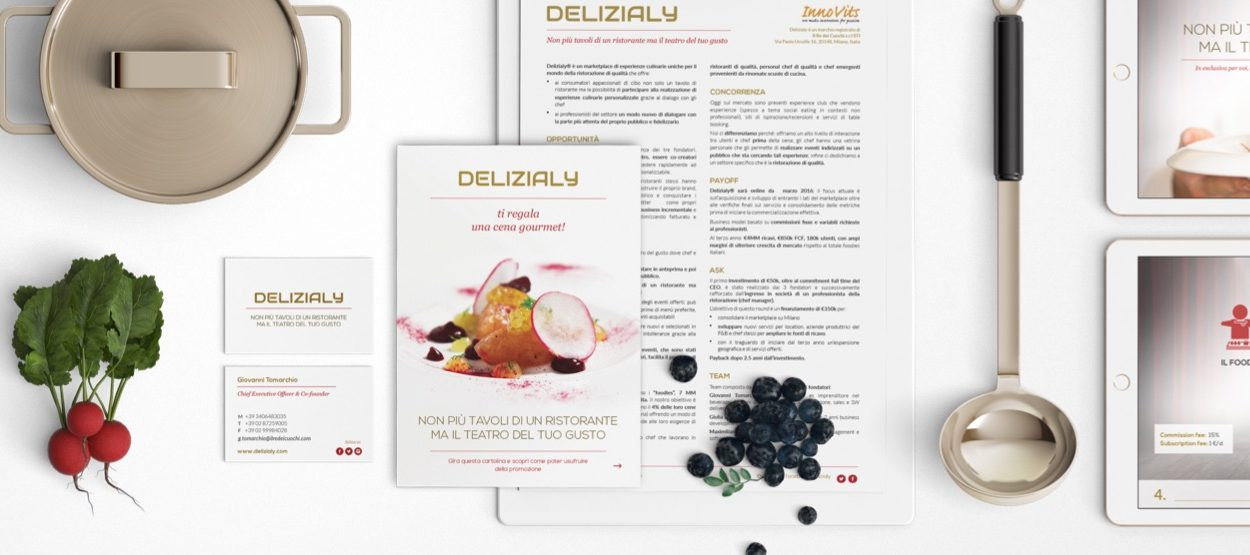 Delizialy UX & Graphic Design - Fabio Besti Interdisciplinary Design Cover Wide 2
