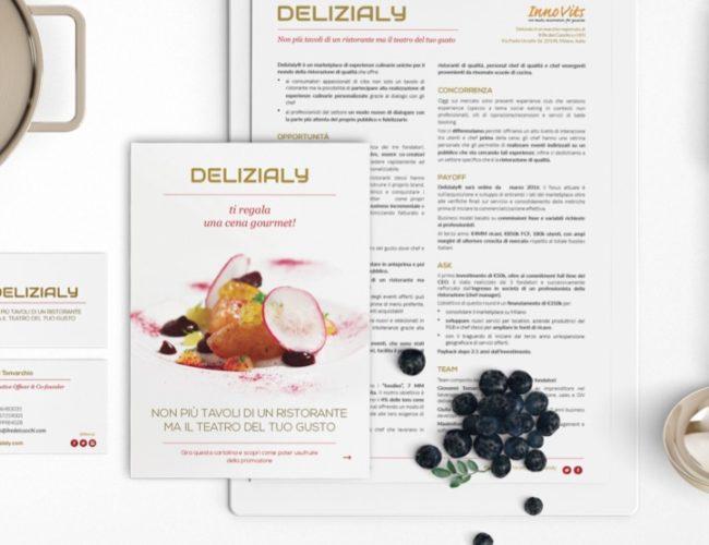 Delizialy UX & Graphic Design - Fabio Besti Interdisciplinary Design Cover Wide 2