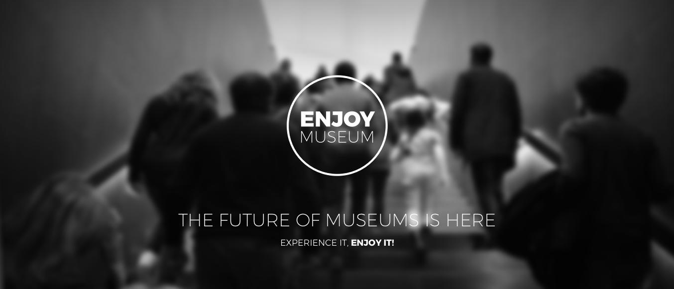 Enjoymuseum. Museum experience design - Fabio Besti - Cover image