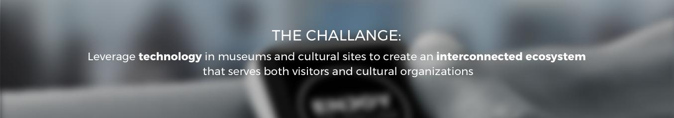 Enjoymuseum. Museum experience design - Fabio Besti - The challange