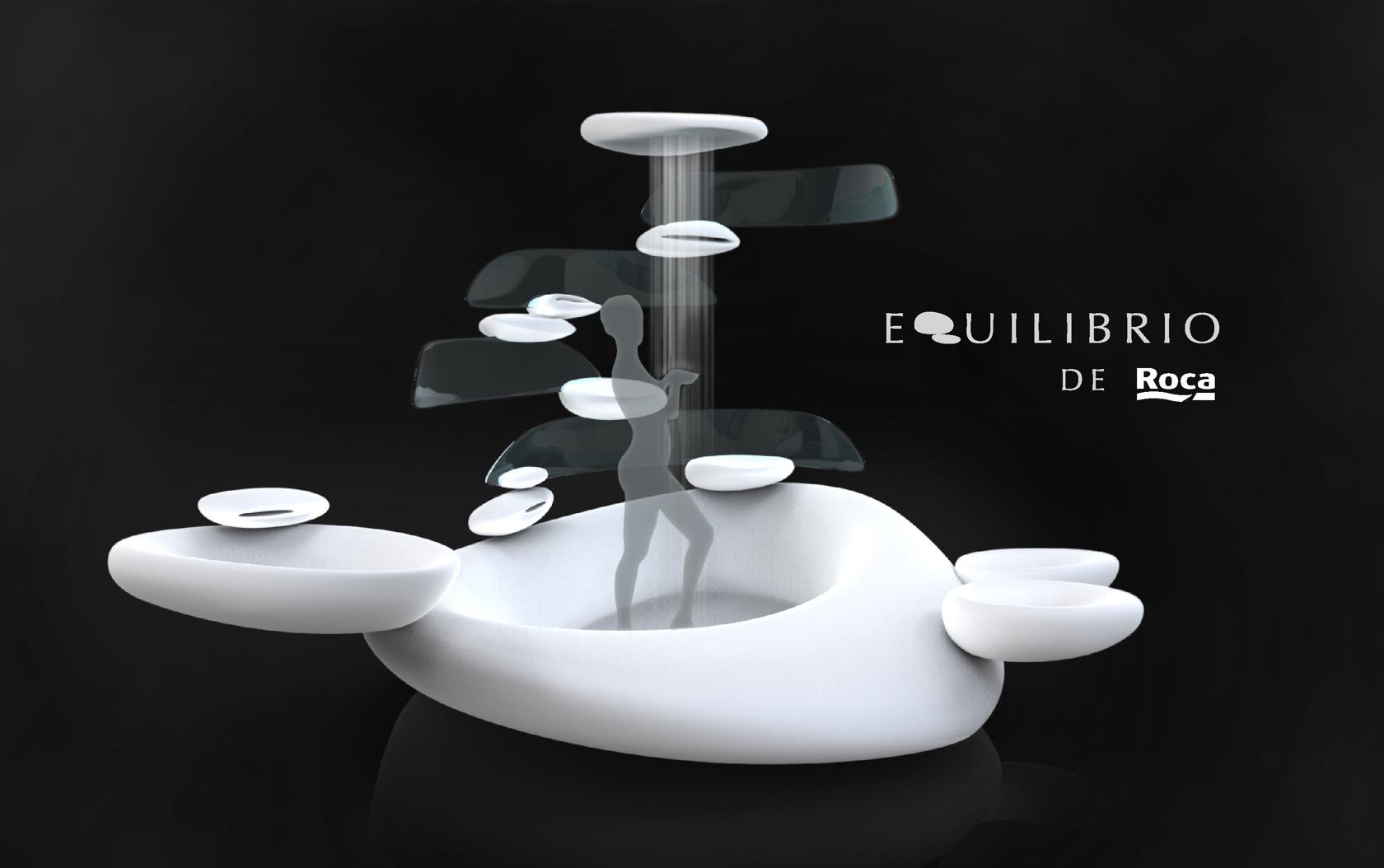 Equilibrio de Roca by Fabio Besti