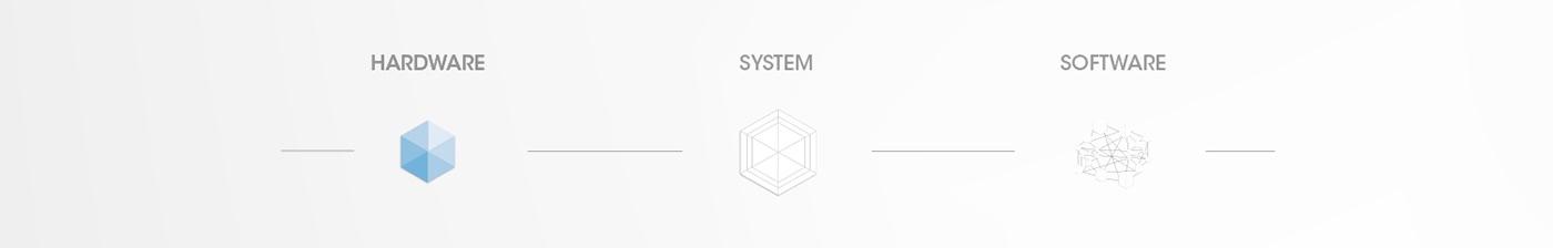 Jawbone EXO Ecosystem by Fabio Besti - hardware