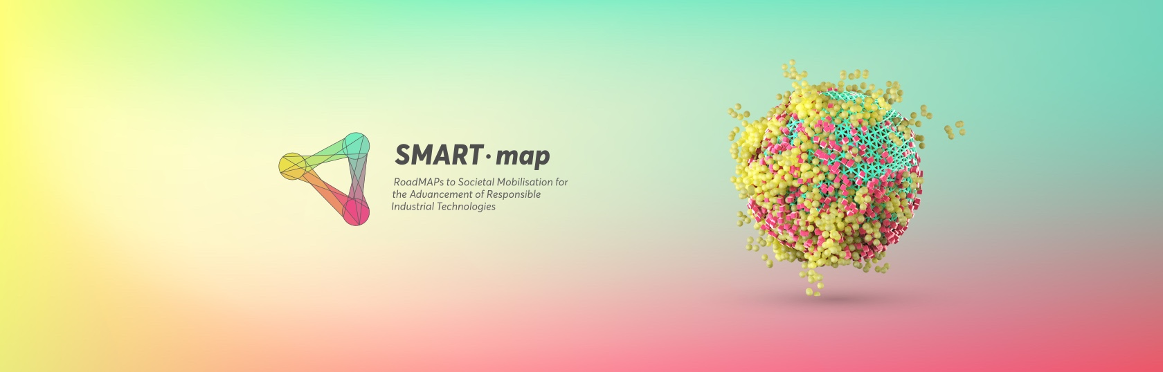 horizon 2020 smart map visual identity logo illustration fabio