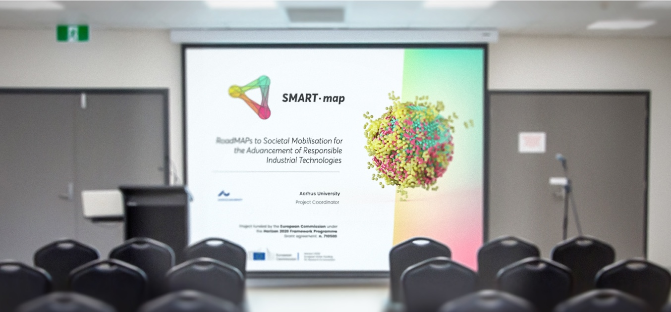 Horizon 2020 SMART-map Visual Identity - Presentation - Fabio Besti Interdisciplinary Design