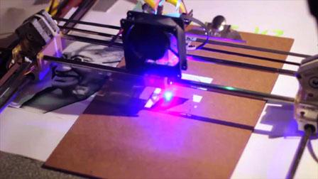 Chalkaat. Augmented Reality laser-cutter. Fabio Besti, Anirudh Sharma, Nitesh Kadyan 10342