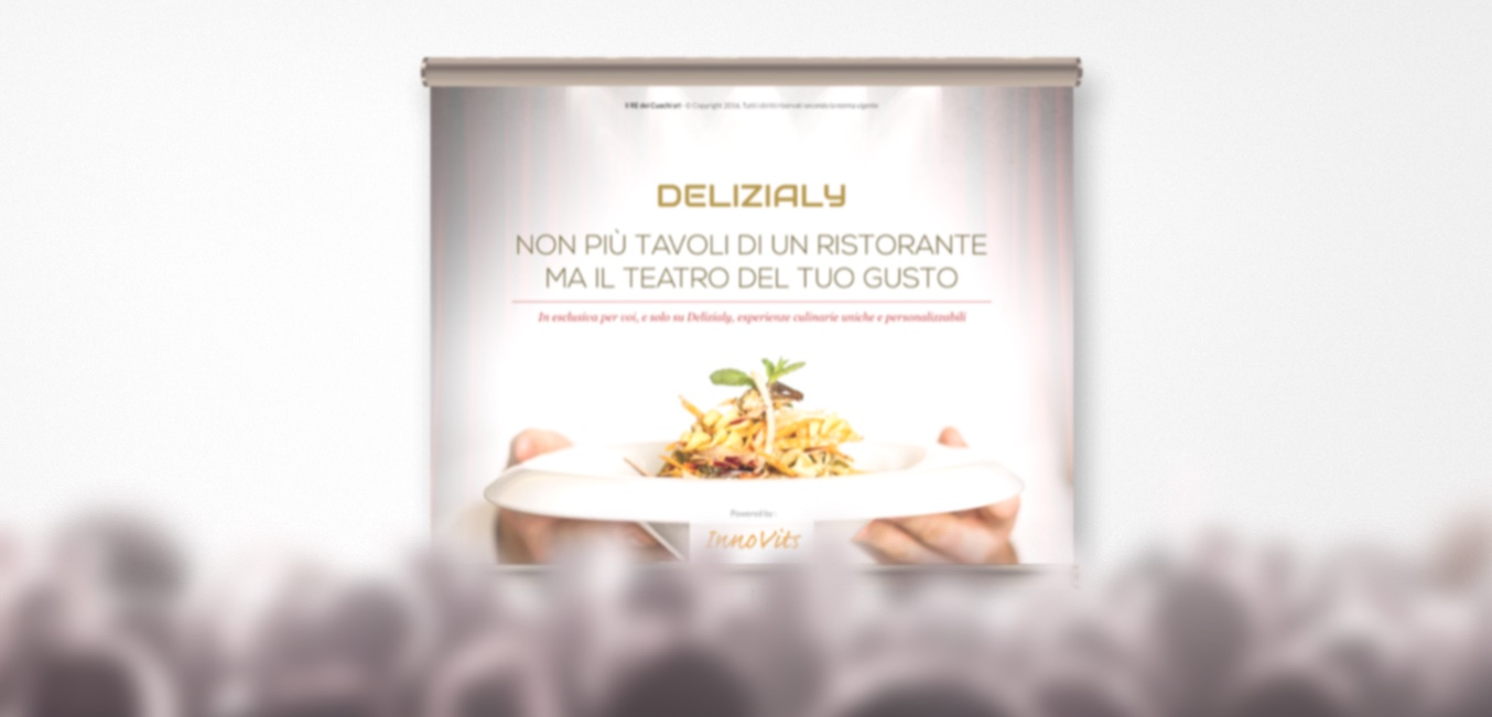 Delizialy UX & Graphic Design - Fabio Besti Interdisciplinary Design 3