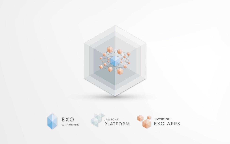 Jawbone EXO Ecosystem by Fabio Besti - Scheme